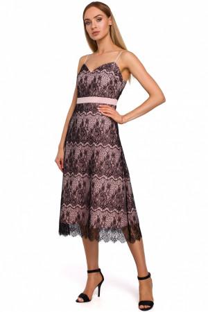 Večerní šaty model 138850 Moe