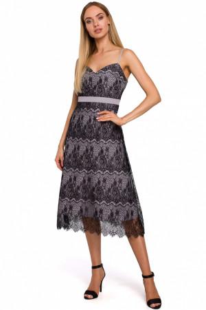 Večerní šaty model 138851 Moe