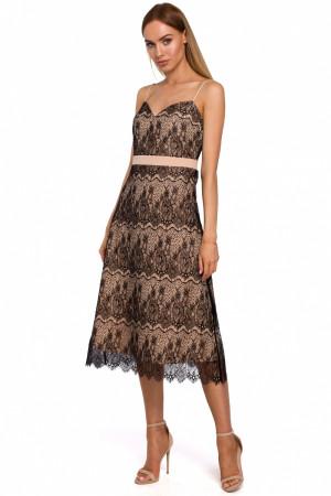 Večerní šaty model 138852 Moe