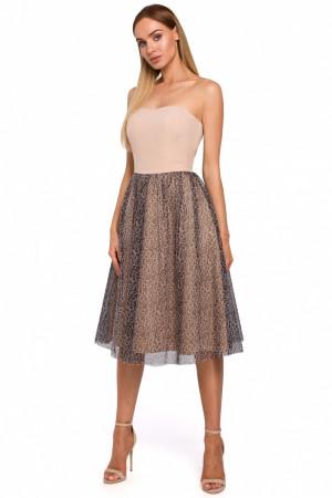 Večerní šaty model 138854 Moe