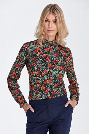 Košile s dlouhým rukávem  model 118931 Colett
