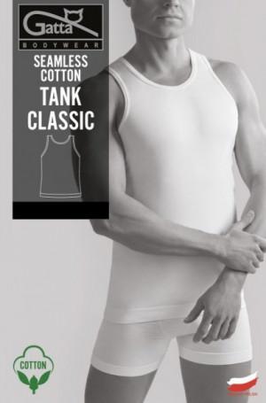 Gatta Tank Classic 42407S Pánský nátělník M bílá