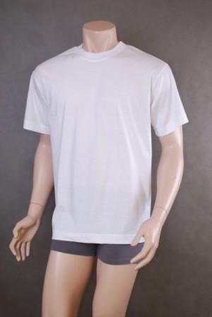 T-shirt Szata Pánské tričko M bílá