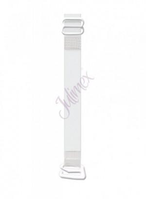 Julimex 10 mm RT 07 Ramínko za krk z pásky 10mm transparentní