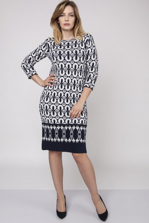 Denní šaty model 138897 MKM