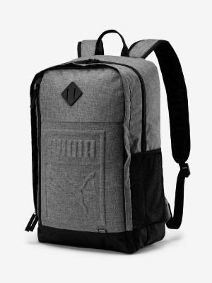 Batoh Puma S Backpack Šedá