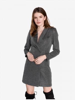 Glitter Šaty Vero Moda Černá