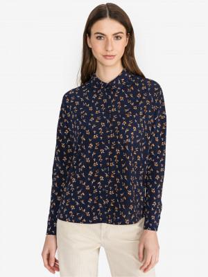 Toka Košile Vero Moda Modrá
