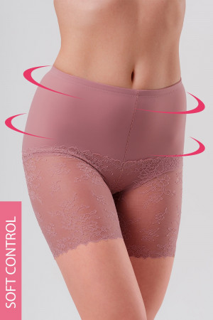 Formující a ochranné kalhotky Alison růžové