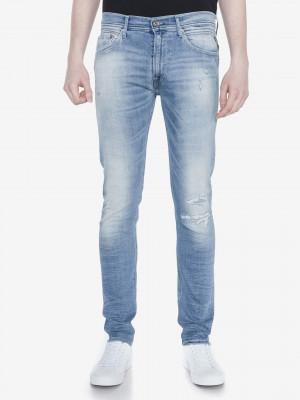 Jondrill Jeans Replay Modrá