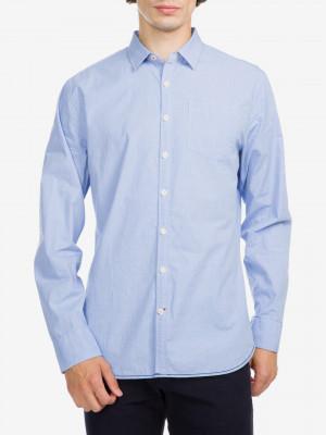 Heybrook II Košile Pepe Jeans Modrá