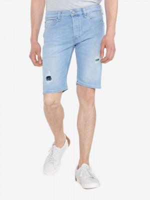 Zinc Kraťasy Pepe Jeans Modrá