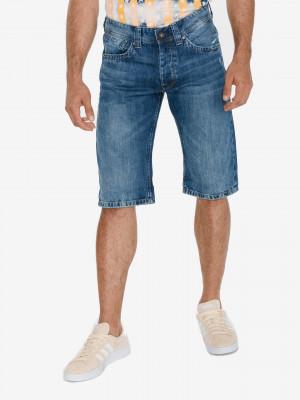 Cash Kraťasy Pepe Jeans Modrá