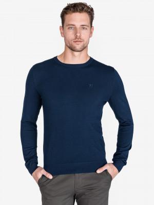 Svetr Trussardi Jeans Modrá