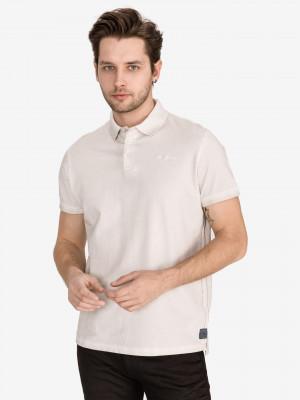 Roco Polo triko Pepe Jeans Béžová