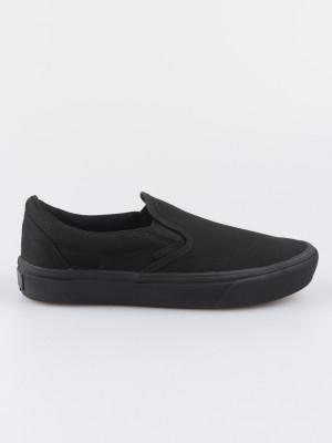 Boty Vans Ua Comfycush Slip- (Classic) Black Černá