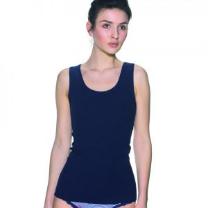 Dámská košilka - top L-1222VE - LAMA tmavě modrá