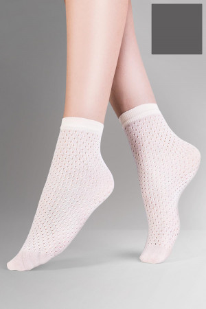 Dámské ponožky Mia Code 694 - Gabriella béžová uni