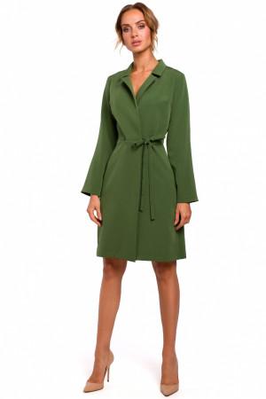 Denní šaty model 135465 zelená - Moe  zelená