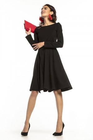 Dámské šaty T287 - Tessita  černá