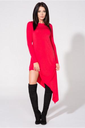Dámské šaty T152 - Tessita  červená
