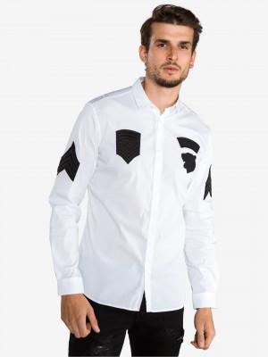 Košile Just Cavalli Bílá