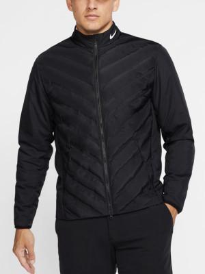 Bunda Nike Men's Golf Jacket Černá