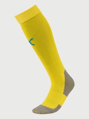 Stulpny Puma Team Liga Socks Core Modrá