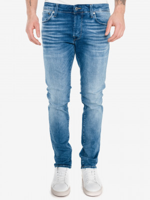 Glenn Icon Jeans Jack & Jones Modrá