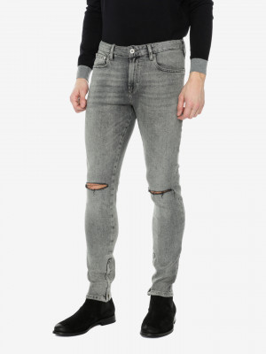 Skim Plus Jeans Scotch & Soda Šedá
