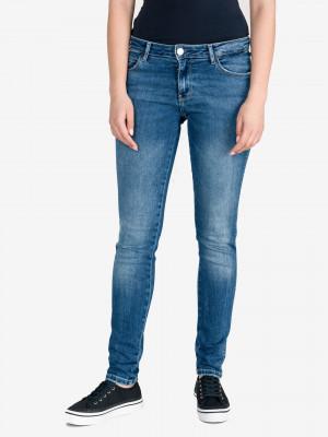 Ultra Curve Jeans Guess Modrá