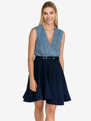 Annabel Šaty Pinko Modrá