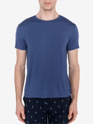 Triko na spaní Polo Ralph Lauren Modrá