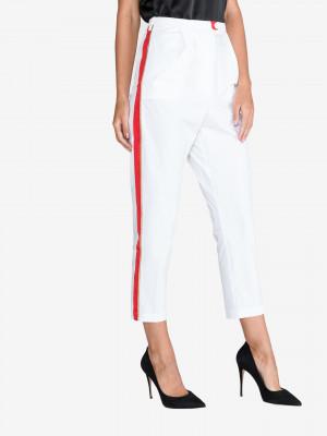 Rubye 1 Kalhoty Pinko Bílá