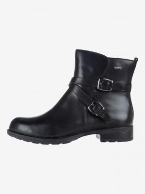 Cheshuntbe GTX Kotníková obuv Clarks Černá