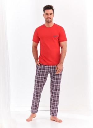 Taro Jeremi 2199 'L20 Pánské pyžamo  XXL světle modrá