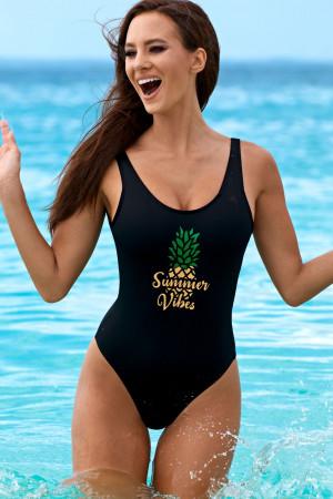 Dámské jednodílné plavky Pamela bez kostic