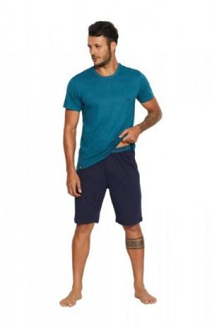 Henderson 37832 Voice Pánské pyžamo M dark turquoise