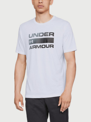 Tričko Under Armour Team Issue Wordmark Ss Bílá