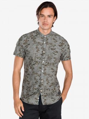 Košile Tom Tailor Denim Zelená