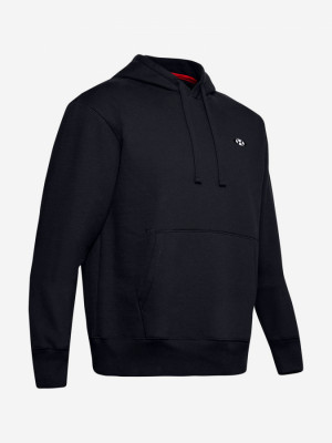 Mikina Under Armour Performance Originators Fleece Hoodie Černá