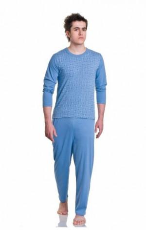 Gucio pánské pyžamo M mix barva-mix vzor