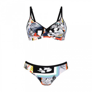 Dvoudílné  plavky Asa M0 8358 009 vícebarevná - Anita vícebarevná