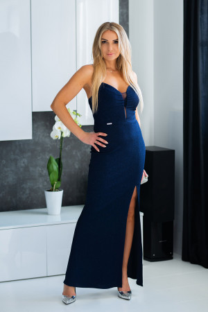 Večerní šaty model 139811 Jersa