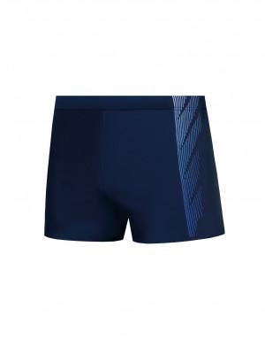 Pánské plavky - boxerky Self S 96 E 3XL-4XL černá 4XL