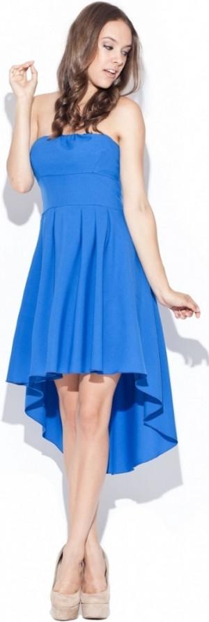 Dámské šaty modré K031 - Katrus královská modř