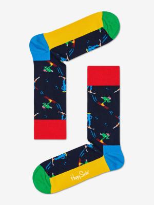 Ponožky Happy Socks Skiers Sock Barevná