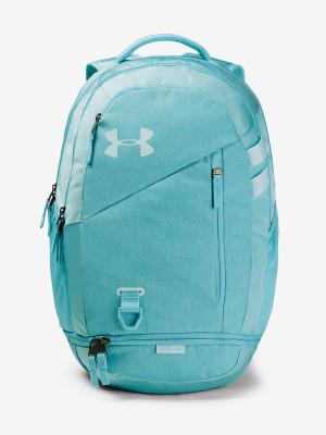 Batoh Under Armour Hustle 4.0 Backpack Modrá
