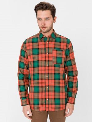 Jeff Košile Jack & Jones Zelená