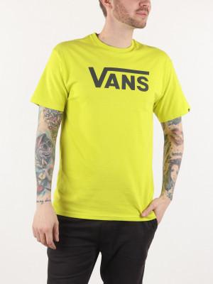 Tričko Vans Mn Classic Sulphur Spring Žlutá
